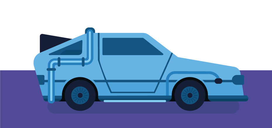 experimental car